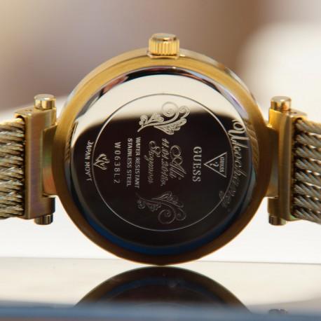 Grawer na zegarku